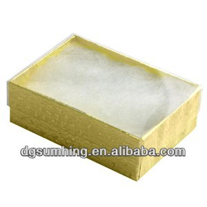 Customized Jewelry Clear View Boxes