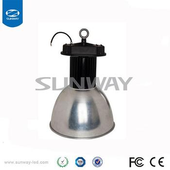 80W LED high bay light, industrial LED high bay light 80W