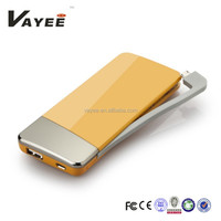 5500mah Card Size Power Bank Mobile Charger Power Supply for all mobile phones