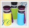 Colorful insulated water bottle coffee cup sleeve with custom logo printing