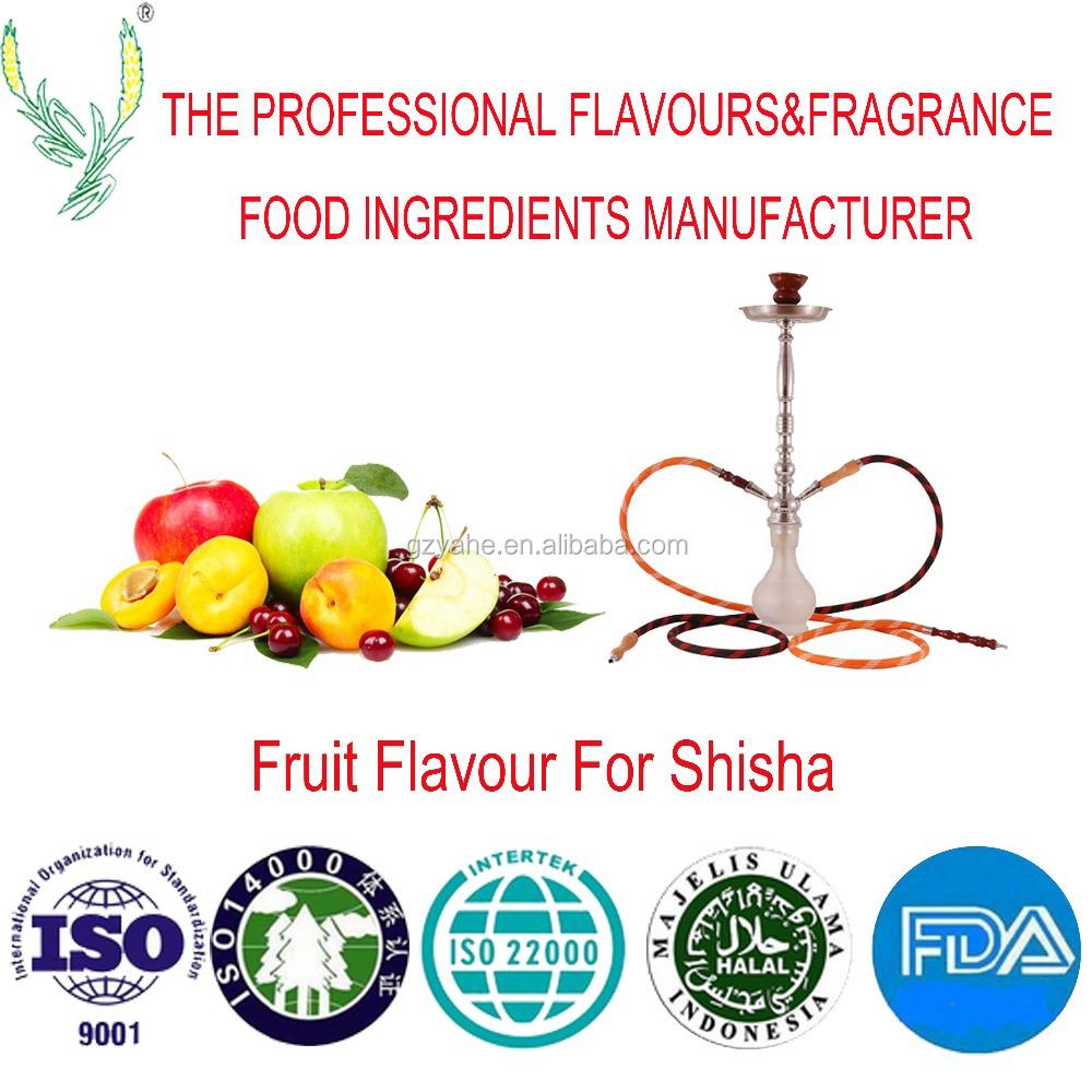 Natural fruit flavor used in shisha.Factory direct sale ,free sample
