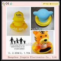 baby waterproof digital floating bath shower water thermometer in animal shape