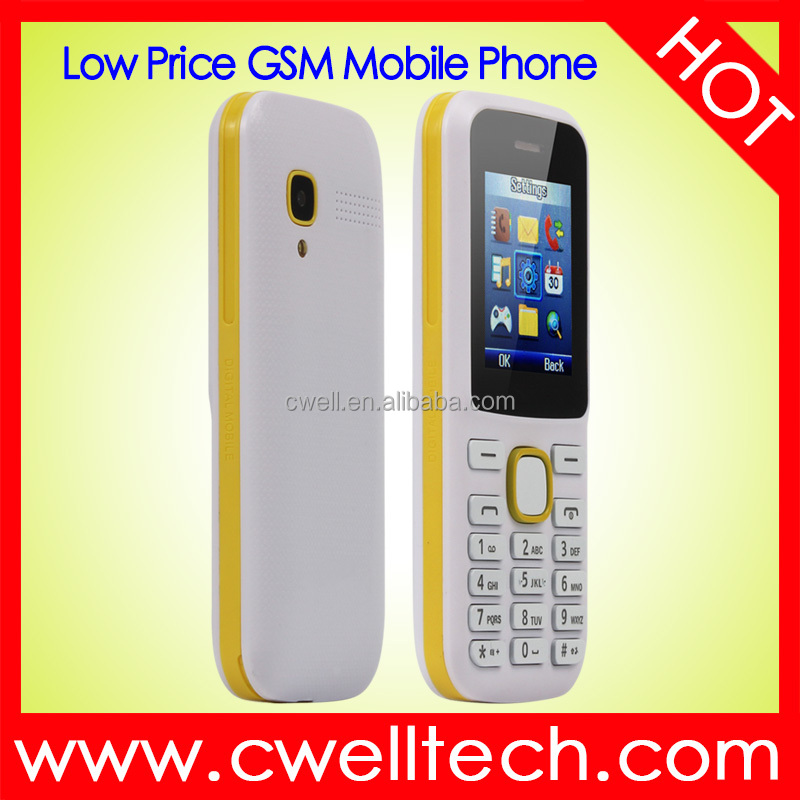 1.8 Inch TFT Screen Dual SIM Card Cheap Price Mobile Phone ECON G19