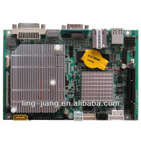 fanless atom motherboard with intel N270 processor (PCM3-N270)