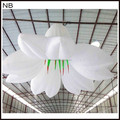 NB-FL3079 Creative inflatable flower for stage decoration