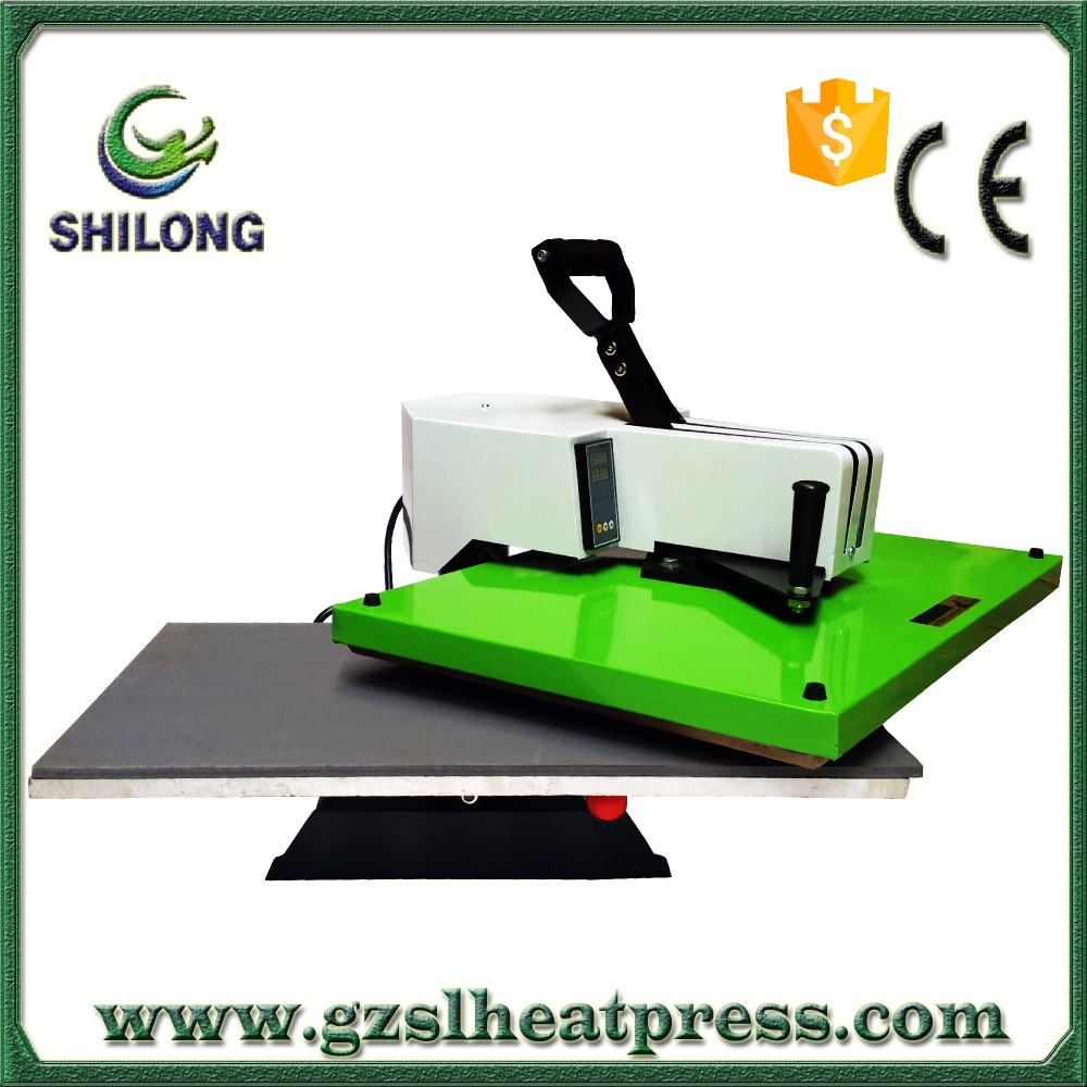 Swing away t shirt waterproof sticker uv lamp for screen heidelberg kord heat press printing machine spare part with price