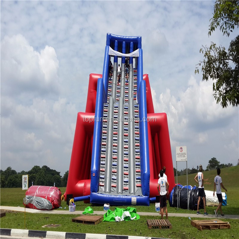 Insane inflatable 5K obstacle course, all-in-one inflatable sports arena