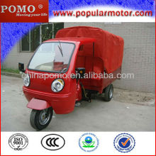 Gasoline New Popular China 250CC Cheap Cargo Autos Tres Ruedas