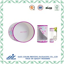 Cheap Wholesale Round Cylinder Gift Box