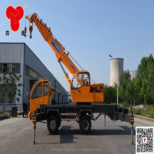 Best Selling 10 Ton Knuckle Boom Truck Mounted Crane