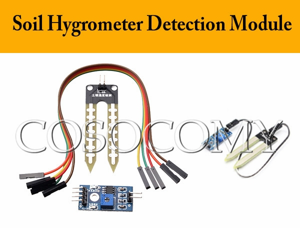 High quality Soil Hygrometer Detection Module Soil Moisture Sensor
