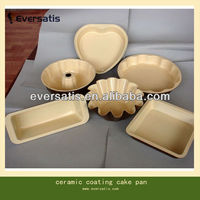 Ceramic nonstick carbon steel wholesale cake pans