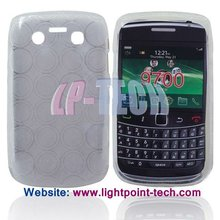 Cheap Wholesale TPU Gel Case for BlackBerry 9700