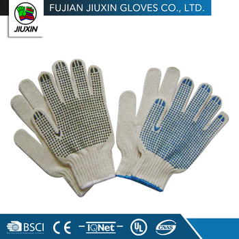 Made In China Safety Working Kids White Cotton Gloves
