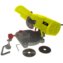 "TOLHIT 2"" 50mm 90w Multi-Purpose Cutting Portable Small Precision Miter <strong>Saw</strong> Electric Mini Hobby Power Tools"