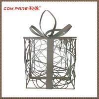 2014 New style metal wire gift box