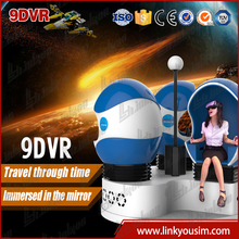 Linkyou hot sale 5d cinema 5d theatre electric, truck mobile 3d 4d 5d 6d 7d cinema 7d 9d VR
