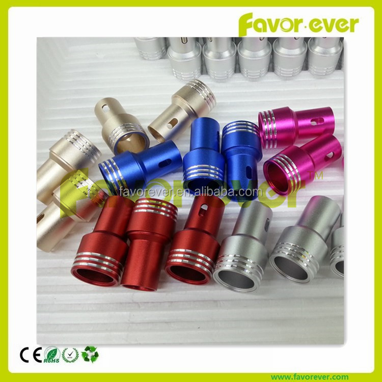 Mini Car Charger Adaptor Bullet Dual USB 2Port for iPod iPhone 4 5C Samsung Power Charger Free Shipping