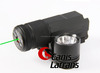 Compact Tactical Green Laser Scope Sight and Flashlight Combo For Hunting Airsoft