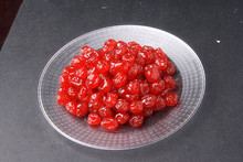 Supply pure dried seedless red cherry, dried tomatoes cherry