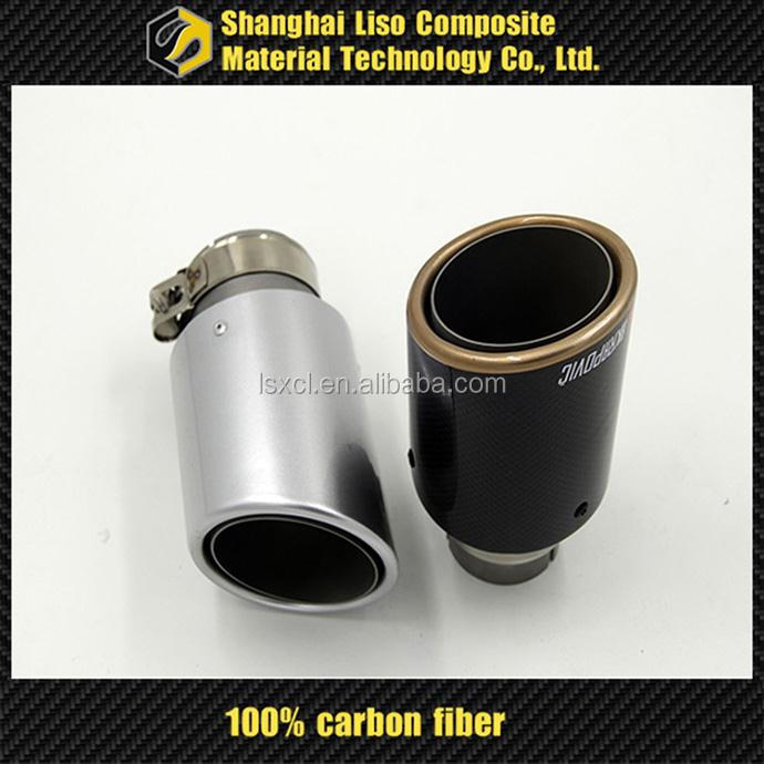 carbon fiber exhaust pipe/ exhaust flex pipe/ stainless steel flexible exhaust pipe