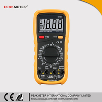 China 20kHz Frequency 200uF Capacitance 1000C Temperature Test Digital Multimeter Brands
