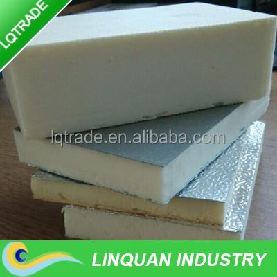 Mousse pu 20 mm polyur thane rigide panneaux d 39 isolation autres mat riaux - Isolation mousse polyurethane prix ...