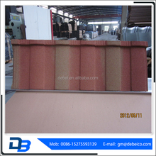Stone Coated Steel Roofing Tile Spanish Style Roofing Sheet