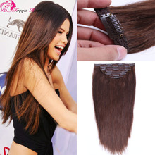 Alibaba express cheap clip in malaysian hair extensions