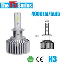 high quality motorcycle universal DC12V 25w led auto headlight