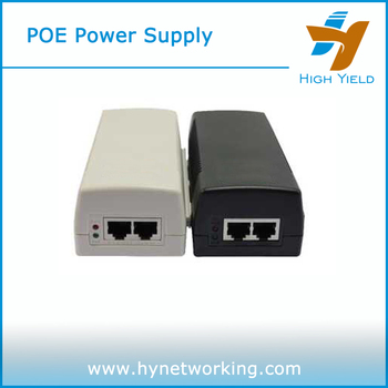 HY302-48W HY Brand Gigabit Data Transmission PoE Adapter