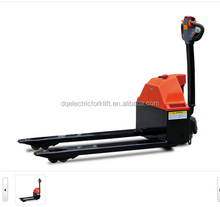warehouse electric hand power pallet truck