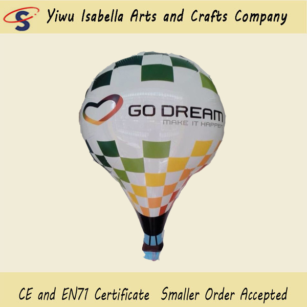 certificated inflatable giant advertising PVC helium balloon