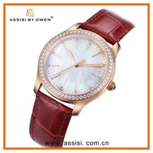 Assisi 2015 Mini world watch quartz watches vintag leather watches for women