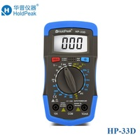 Pocket Multimeter Voltage Tester HP-33D