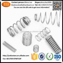 Compression Spring Tower Shaped Spring Small Wire Diameter Spring ISO/TS16949 Passed