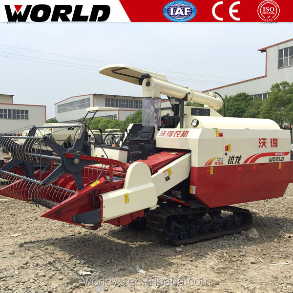 Agricultural Equipment Wheat Harvest Machine 4LZ-4.0E