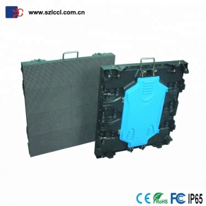 Hot stage moving outdoor led display waterproof P3.91 P4.81 P5 P6 led display rental cabinet