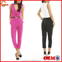 Elegant unique look fitted beauty jumpsuits for women 2015