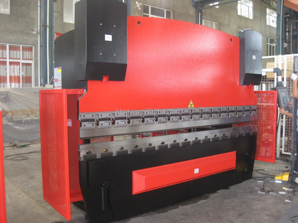 Hot sale WC67K-250T/3200 metal sheet Hydraulic CNC Press Braker