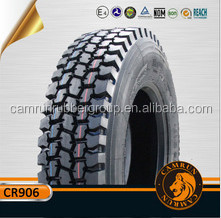 China camrun brand design tubeless truck <strong>tires</strong> 11R22.5 295/80r22.5 for FIJI market