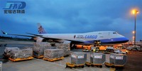 air freight door to door delivery service from Hongkong to Monterrey Mexico