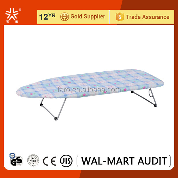 2016 fanrong new 5% discount Mini Portable Ironing board with pothook(DS-2G),made in china