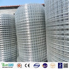 galvanized mesh welded wire mesh used for chicken fencing