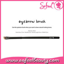 Sofeel high quality Cosmetic Eyebrow Brush makeup brush for eyebrow