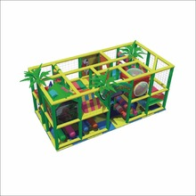 HLB-15021 Toddler Soft Gym Play Kids Small Indoor Playground