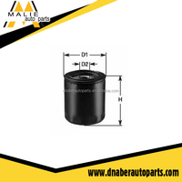 Kinds of oil filter size 26300-35056 15400-PR3-405 discount best oil filter brand for Hyundai