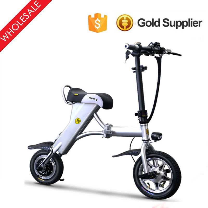 WINboard 3 steps folding small folding size IP56 waterproof level electric bicycle dealers