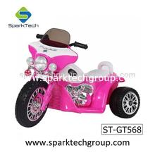 Factory price best selling in India ride on toys plastic tricycle kids bike motorized baby stroller motorcycle for