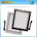 replacement touch screen digitizer with home button for ipad 3